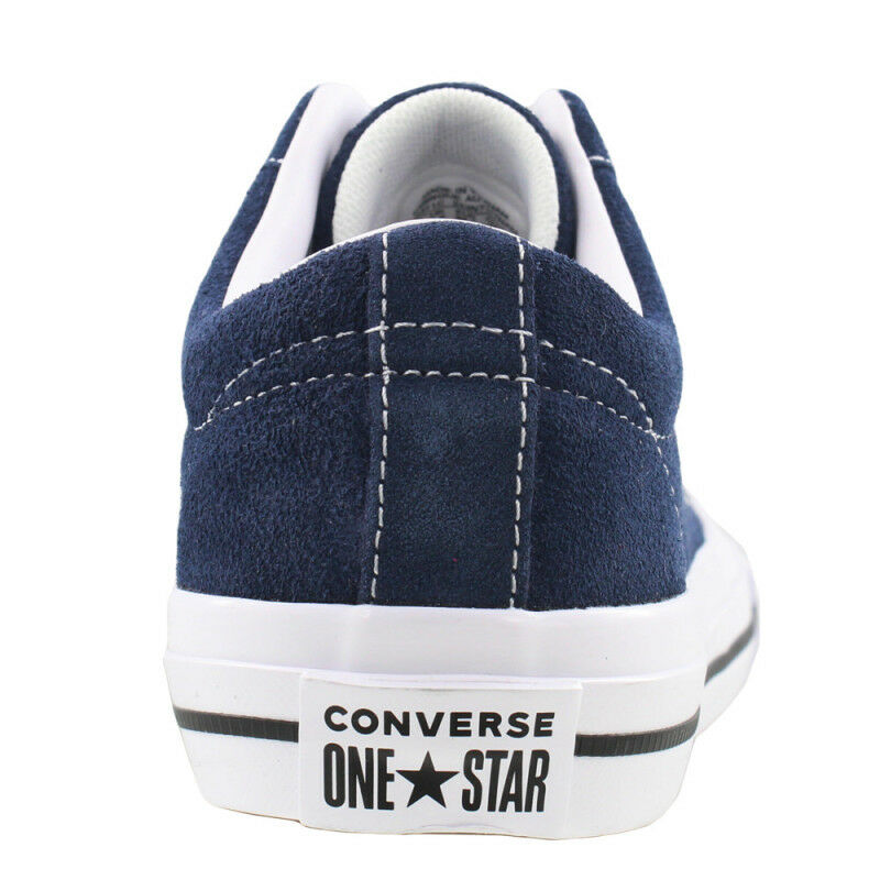 e4ceee230603d6 Converse Youth One Star Suede Trainers - Blue Green  Grey Kids Boys ...