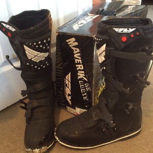 Rider Boots for Dirt bike, Motocross and racer ATV. NEW