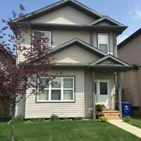 Furnished home with new 2 bedroom basement suite/lots of parking