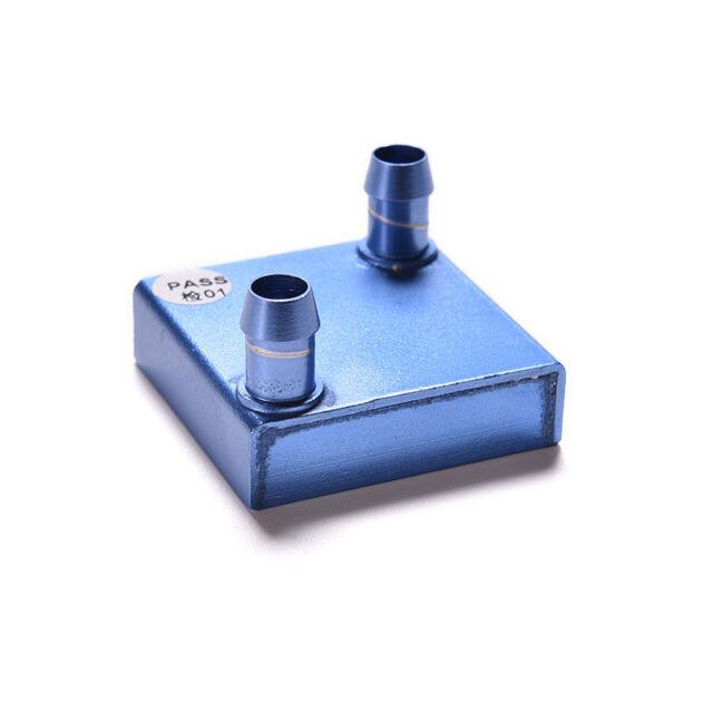 40x40x12mm CPU Radiator Aluminum Cooling Block for Liquid Water Cooler AU24