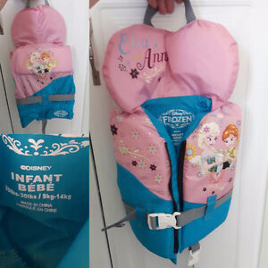 Infant life jacket *Brand new condition *