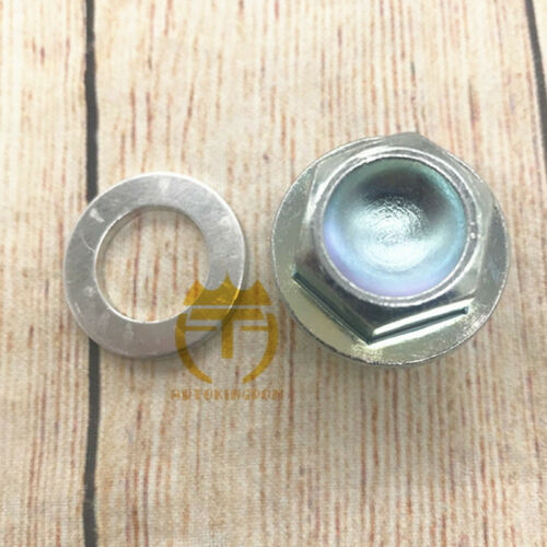 90009-R70-A00 Oil Pan Drain Bolt Plug With Washer For