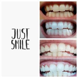 White teeth? Long lasting lipstick? Self tanner?