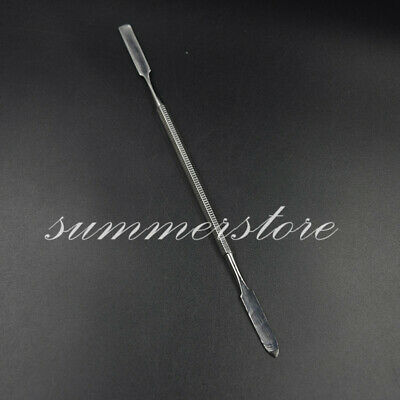 1 Pc Dental Lab Double Ended Stainless Steel Cement Spatulas Wax Craving Tools