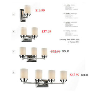 All Wall Sconces Must Go