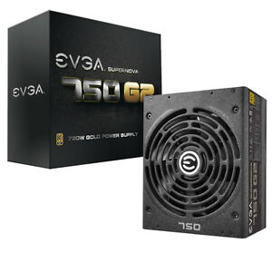 EVGA 750G2 750W Modular Power Supply and Braided Cables