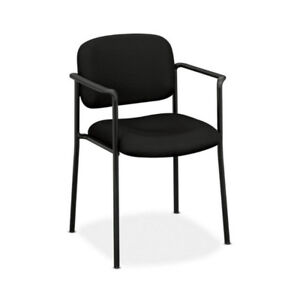 BASYX BY HON STACKING GUEST CHAIR WITH ARMS