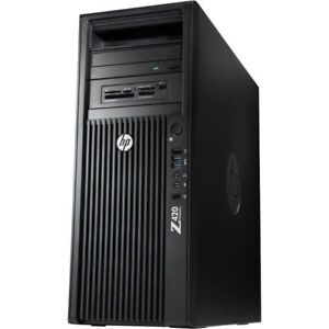 HP Z420 Workstation Computer