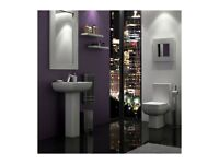OPTIONS 600 4PC BATHROOM SUITE ONLY £165.00 CHEAPE PRICE EVER