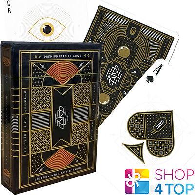 NEIL PATRICK HARRIS NPH THEORY 11 PLAYING CARDS DECK MAGIC TRICKS SEALED - Harris Neil