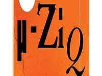U-ZIQ : LIVE + BULLION