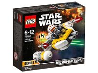 Lego Star Wars Y-Wing Microfighter 75162 NEW