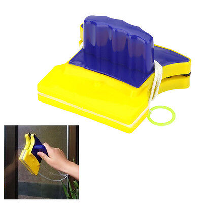 Magnetic Double-sided Window outside Glass Cleaner Wiper Scraper Cleaning Tools