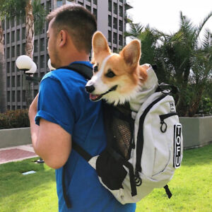 K9 Sport Sack Dog Backpack for Travel, Hiking with your pets