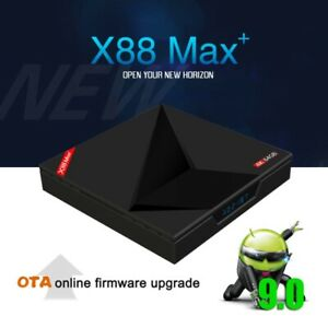 SUNBOX MAX Android TV Box NEW ANDROID 4/64GB  Best price !