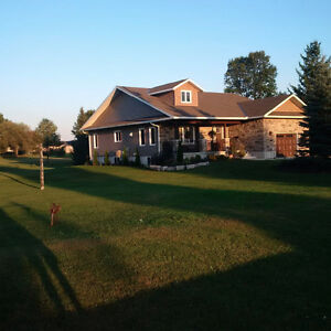 NEW CUSTOM HOUSE FOR SALE IN WROXETER