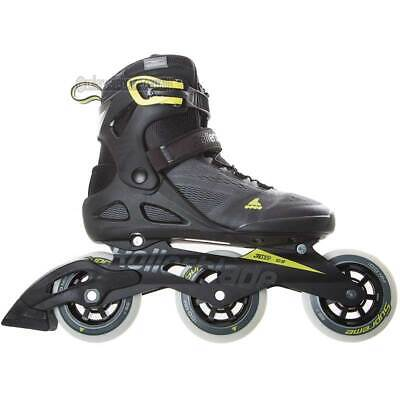 Rollerblade Macroblade 100mm 3WD Fitness Recreational Inline Skate Size 13.0 NEW