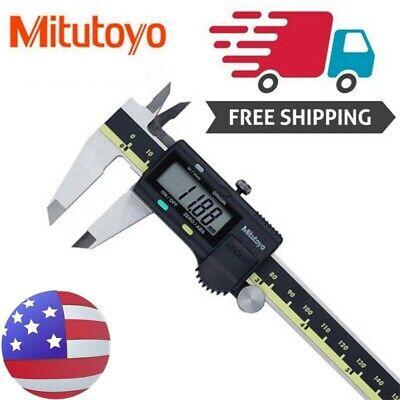 0-6 0-150mm Mitutoyo Absolute Metric Digital Caliper 500-196-2030 0.0005 0.01