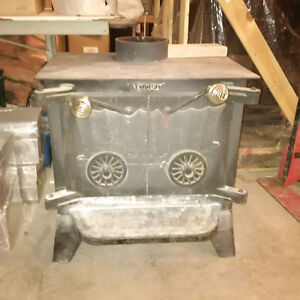 used woodstove in good shape