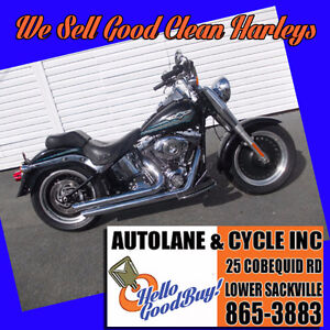 ♠2008 Harley Davidson ♠Fatboy FLSTF GOOD POWER New tires