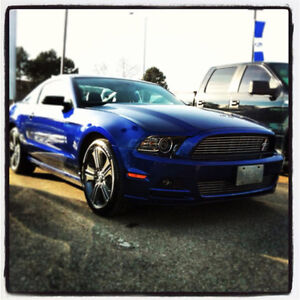 2013 Ford Mustang V6 Performance package W/ MCA package
