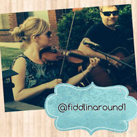 Fiddlin Aroud - Celtic Fiddle Duet