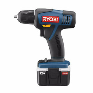NEW Sealed RYOBI Drill Kit 12V (2 batteries and carrying case) Windsor Region Ontario image 3