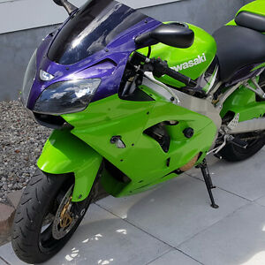 Kawasaki ZX9 two bike package deal