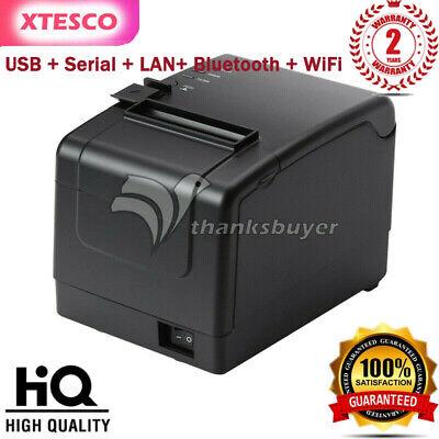 80mm Thermal Printer Receipt Interface Usb Serial Lan Bluetooth Wifi