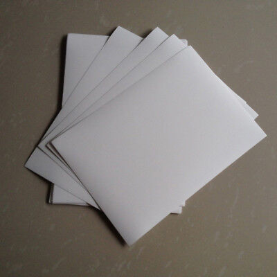 A5 Matte White Pvc Waterproof Self Adhesive Label Sticker Laser Printer Paper