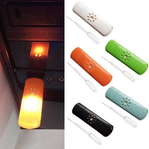 Mini Usb Car Aromatherapy Diffuser Aroma Humidifier Essentia