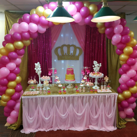 EVENT DECORATING PARTY PLANNER BALLOON ARCH London