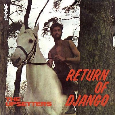 """The Upsetters(Vinyl LP + 12"""")Return Of Django-Sunspot-SUNSPLP020-UK-201-M/M"""