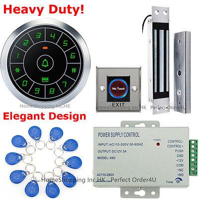 Waterproof RFID Card+Password Access Control System+Waterproof Magnetic Lock
