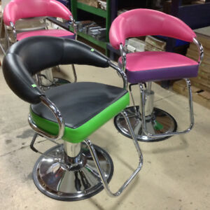 Hydraulic Barber Chairs