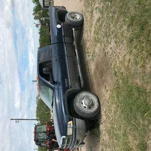 2001 Dodge Dually for sale