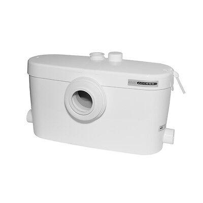 SFA Sanibroy Saniaccess 3 WC Hebeanlage Abwasserhebeanlage 1xWT 1xWC 1xDusche