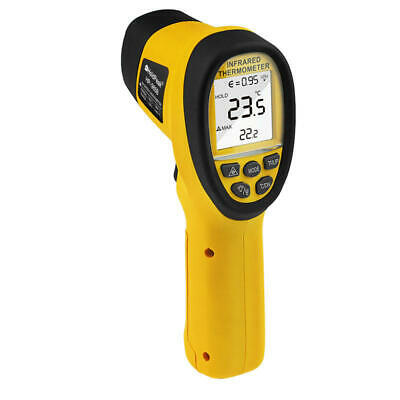 Digital Infrared Thermometer Laser Temperature Gun 1360c Ir Termometro 985b