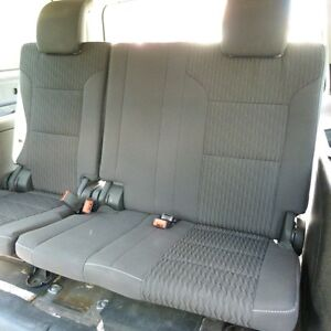 2015 Chevrolet Tahoe 3rd row seat Peterborough Peterborough Area image 1
