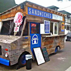 Food Truck - WORKING BUSINESS FOR SALE - Turn Key