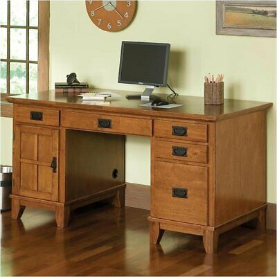 Bowery Hill Computer Desk in Cottage - Country Cottage Computer Desk