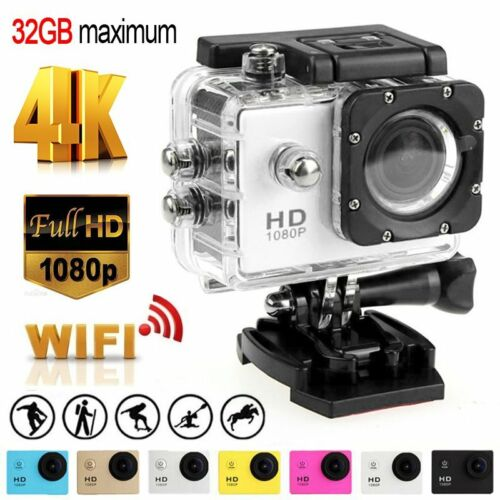 full hd action camera sport camcorder dvr