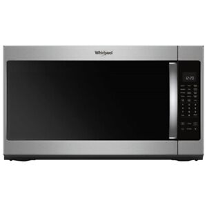 Whirlpool Over-The-Range Microwave (YWMH53521HZ) - 2.1 SCRATCH
