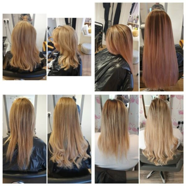 Hairdresser and extensions