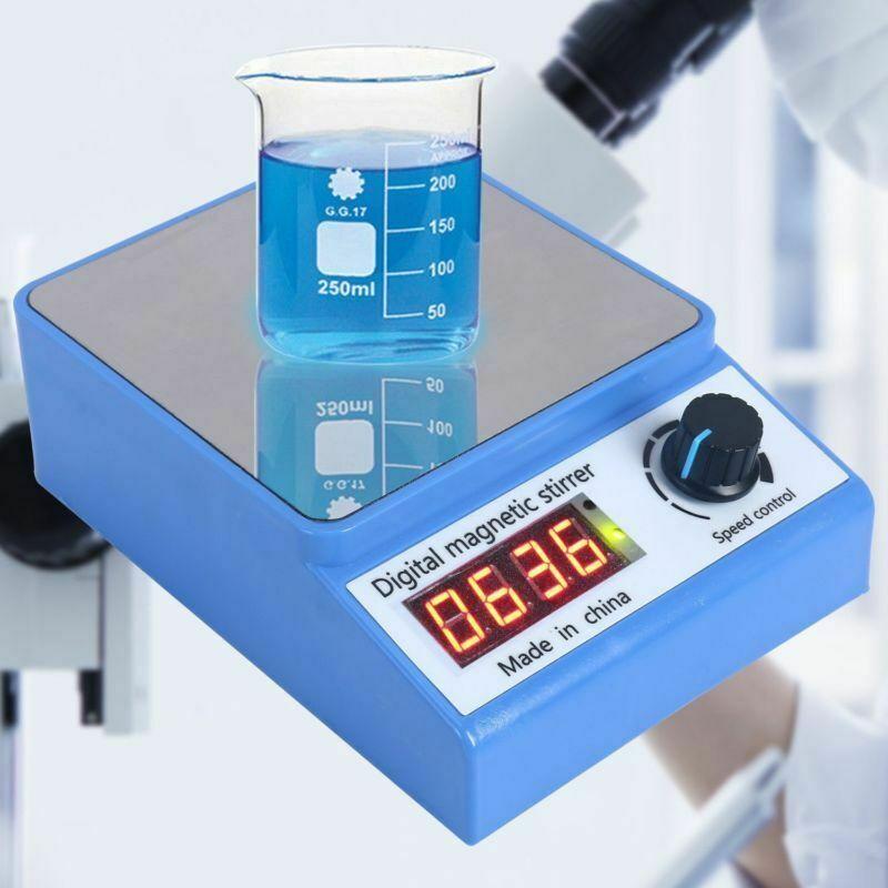 3000ml 3000rpm Magnetic Stirrer Speed Control Mixer Stirring Lab USA free ship