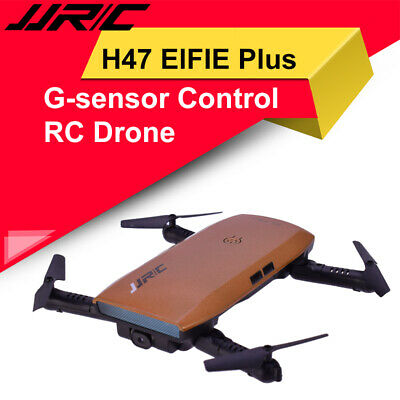 JJRC H47 ElFIE Plus Foldable Drone 720P HD Camera FPV G-sensor Headless Mode