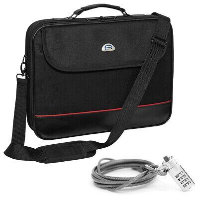 NOTEBOOK Laptop TASCHE 12 / 13 / 13,3 / 14 Zoll NOTEBOOKTASCHE + Notebookschloss