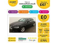 Audi A4 2.0TDI Multitronic SE Technik FINANCE OFFER FROM £67 PER WEEK!