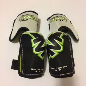 Mission hockey elbow pads