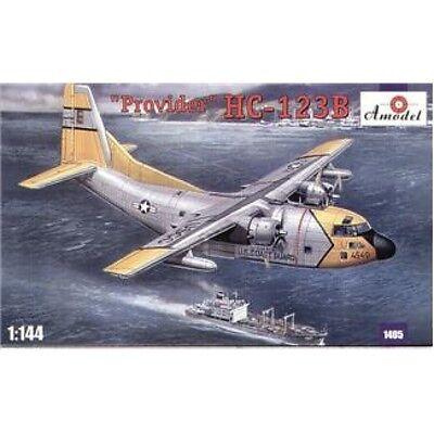 - HC-123B 'PROVIDER' USAF AIRCRAFT (CHASE AIRCRAFT COMPANY) 1/144 AMODEL 1405
